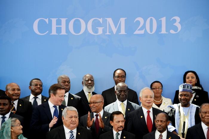 Саммит бывших британских колоний в Шри-Ланке открылся скандалом. Фото: ROBERTO SCHMIDT/AFP/Getty Images