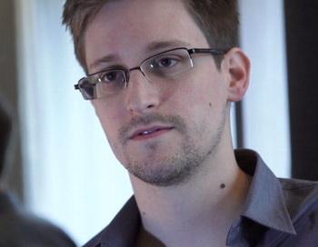 Эдвард Сноуден. Фото: The Guardian via Getty Images