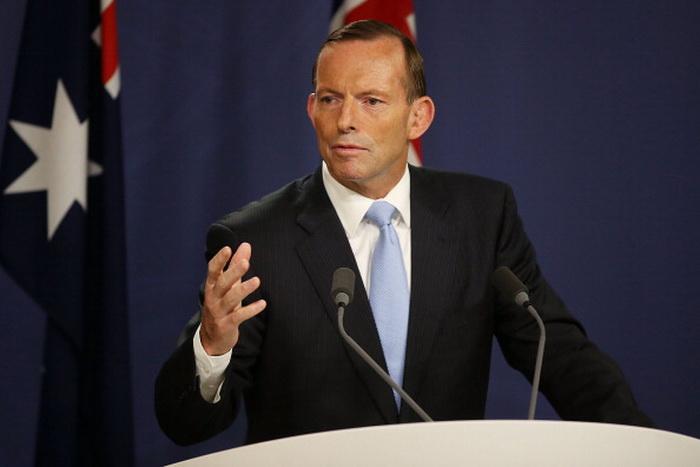 Премьер-министр Австралии Тони Эббот. Фото: Brendon Thorne/Getty Images