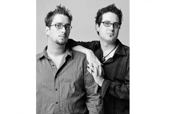Ян Перро и Алэн Роберж: Ян — повар, у него собственный ресторан, Алэн — путешествующий фотограф. (Franзois Brunelle)