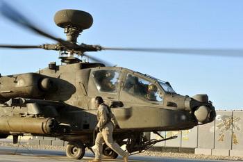 Индия купит новую партию вертолётов Apache. Фото: John Stillwell - WPA Pool/Getty Images