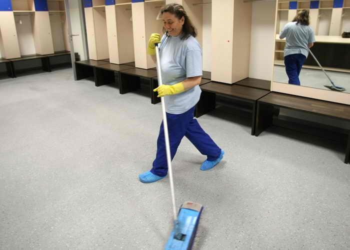 Работа уборщицы великий новгород неполный рабочий день
