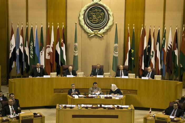 Каир. Оппозиция Сирии предъявила условия для её участия в «Женеве-2». Фото: KHALED DESOUKI/AFP/Getty Images
