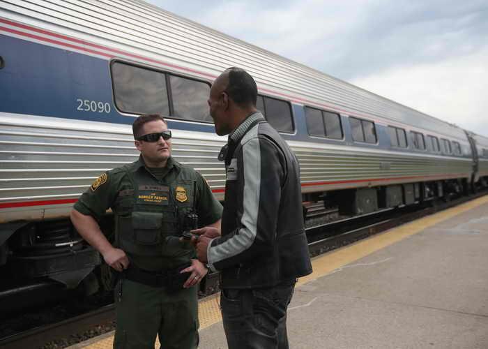 На поезда в Нью-Йорке будут устанавливать автоматическую систему торможения. Фото: John Moore/Getty Images