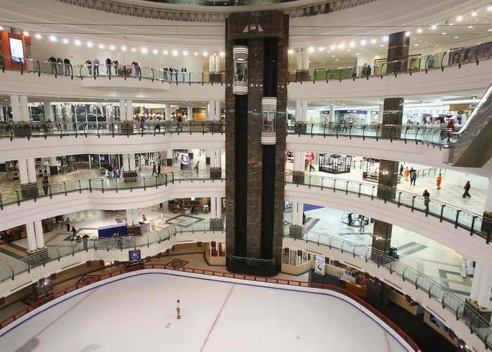 Доха. Катар. Торговый центр City Centre в Дохе. Фото: Christof Koepsel/Getty Images