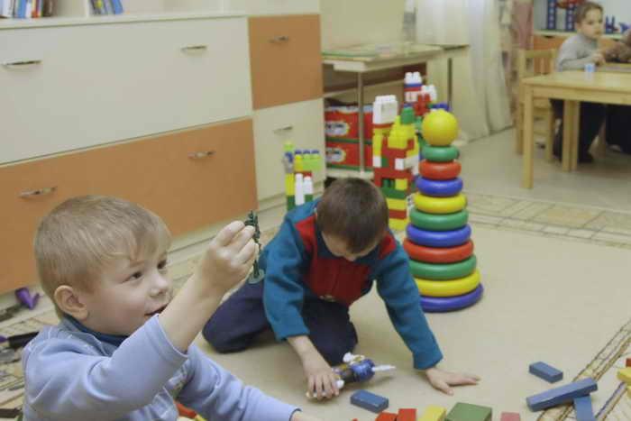 Регионы ждёт ревизия детских садов. Фото: DMITRY ASTAKHOV/AFP/Getty Images