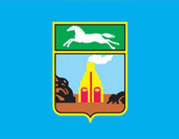 Флаг города Барнаул. Фото с сайта wikipedia.org