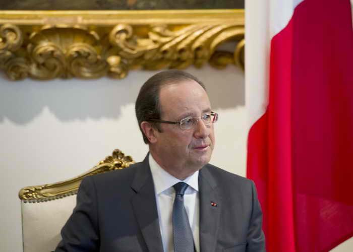 Президент Франции Франсуа Олланд решил проигнорировать предстоящую церемонию открытия Олимпийских игр-2014 в Сочи. Фото: ALAIN JOCARD/AFP/Getty Images