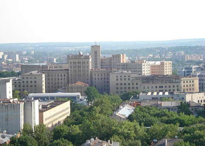 Харьков. Университета имени Каразина. Фото: Ace^eVg/wikimedia.org