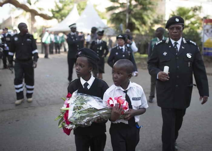 Власти Кении знали о готовящемся теракте в Найроби. В результате теракта 67 человек погибли, 175 получили ранения разной степени тяжести. Фото: Uriel Sinai/Getty Images