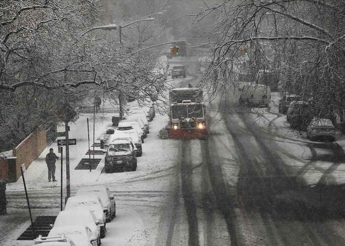 На дорогах Америки. Фото: Spencer Platt/Getty Images