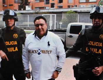 Крупный мафиози, находящийся в бегах, арестован в Колумбии. Фото: GUILLERMO LEGARIA/AFP/Getty Images