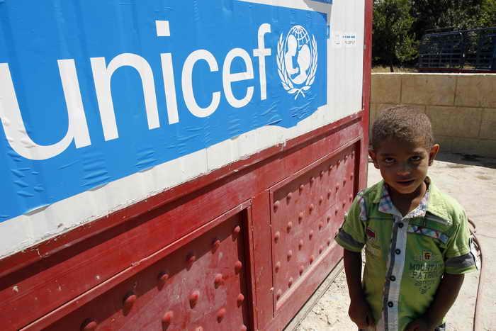 В мире каждый третий ребёнок в возрасте до пяти лет официально не зарегистрирован, сообщает детская организация ЮНИСЕФ в своём отчёте. Фото: ANWAR AMRO/AFP/Getty Images