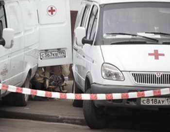 Серьёзная авария произошла сегодня в Самарской области, 13 человек погибли, трое получили ранения. Фото: OXANA ONIPKO/AFP/Getty Images