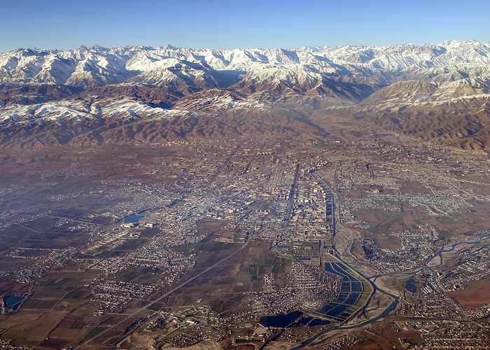 Таджикистан. Душанбе. Фото: ERIC FEFERBERG/AFP/Getty Images