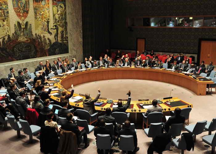 Совет Безопасности ООН продлил присутствие военных в Центральной Африке. Фото: STAN HONDA/AFP/Getty Images