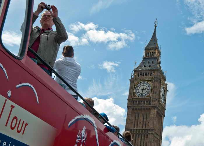 Путешествие по Лондону. Фото: WILL OLIVER/AFP/GettyImages