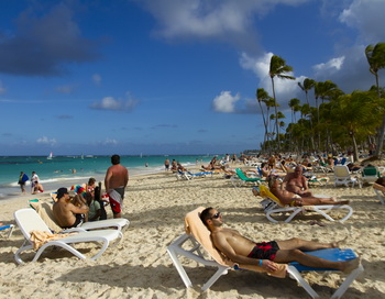 Доминикана. Фото: ERIKA SANTELICES/AFP/Getty Images