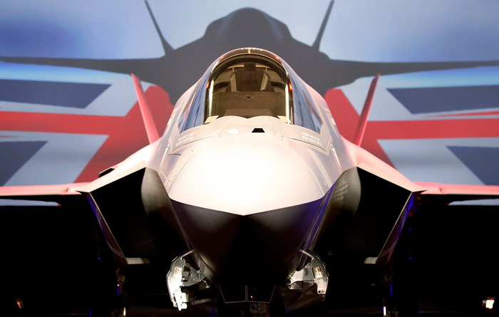 Истребитель F-35 Lightning ll. Фото: Tom Pennington/Getty Images
