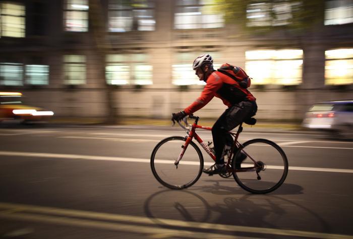 В течение последних десяти дней пять велосипедистов погибли в авариях на дорогах Лондона. Фото: Peter Macdiarmid/Getty Images