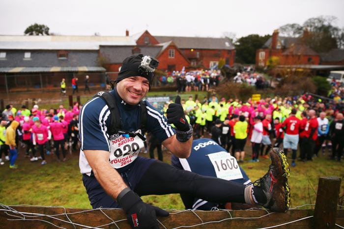 Одно из самых опасных в мире соревнований — Tough Guy Challenge, известное как гонка на выживание, собрала 26 января 2014 года в английском Телфорде самых выносливых мужчин и женщин. Фото: Bryn Lennon/Getty Images