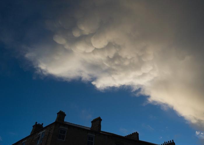 Сильнейший за последние пять лет шторм настиг Великобританию 27 октября 2013 года. Фото: Ian Forsyth/Getty Images