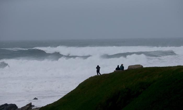 Сильнейший за последние пять лет шторм настиг Великобританию 27 октября 2013 года. Фото: Matt Cardy/Getty Images