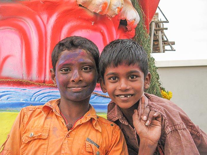 Фестиваль Ганеша в Индии. Фото: Татьяна Виноградова/Великая Эпоха (The Epoch Times)