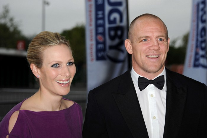 Зара Филлипс и Майкл Тиндалл.  Фото: Stuart Wilson/Getty Images