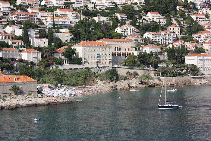 Дубровник, Хорватия. Фото: Jаnos Tamаs/commons.wikimedia.org