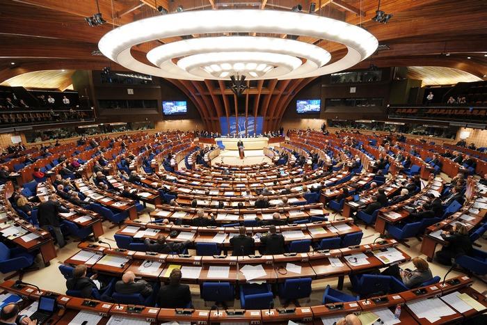 Парламентская ассамблея Совета Европы приняла жёсткую резолюцию по Украине. Фото: FREDERICK FLORIN/AFP/Getty Images