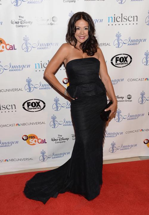 Патриция Рэй на 28-й церемонии вручения ежегодной премии «Образ» (28th Annual Imagen Awards) 16 августа 2013 года в Беверли Хиллз, Калифорния (США). Фото: Jason Kempin /Getty Images