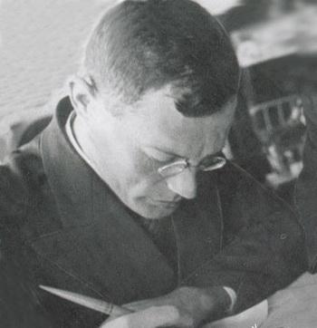 Илья Ильф — соавтор бессмертных романов. Фото: E. Langman/commons.wikimedia.org
