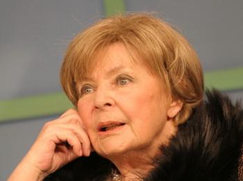 Актриса Ольга Аросева. Фото: Zimin.V.G./commons.wikimedia.org