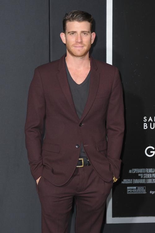 Брайан Гринберг прибыл на премьеру фильма «Гравитация», состоявшуюся 1 октября 2013 года в Нью-Йорке, США. Фото: Michael Loccisano/Getty Images