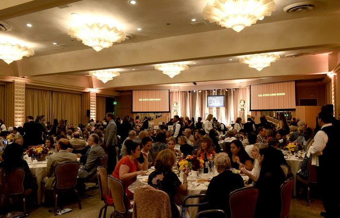 Торжественный приём в отеле «Беверли Хилтон», Беверли Хиллз, Калифорния, 13 августа 2013 года.  Фото: Kevin Winter/Getty Images