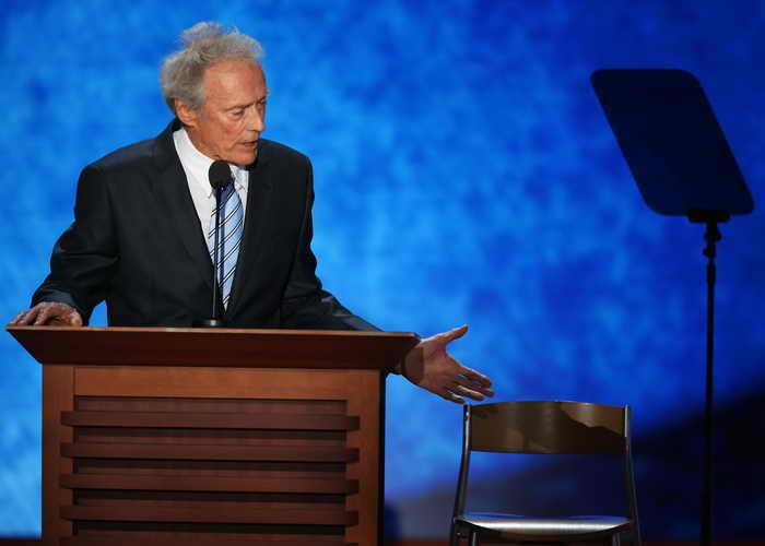 Легендарный американский актёр и режиссёр Клинт Иствуд и его жена, бывшая телеведущая Дина Руиз, состоявшие в браке около 17 лет, решили расстаться. Фото: Mark Wilson/Getty Images