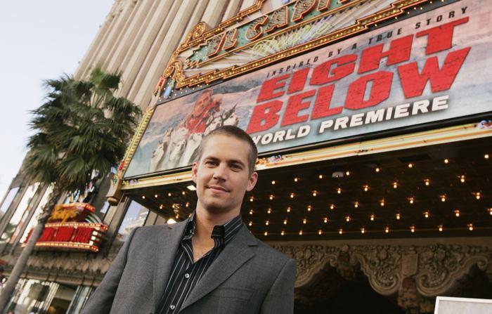 Актер Пол Уокер на премьере фильма 12 февраля 2006  в Калифорнии. Фото: Kevin Winter/Getty Images