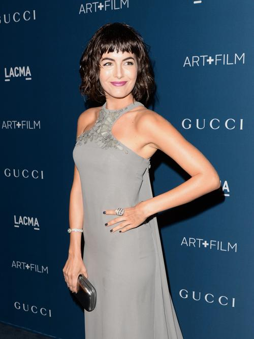 Актриса Камилла Белль на вечере LACMA Art + Film Gala 2013 в Лос-Анджелесе 2 ноября 2013 года. Фото: Jason Merritt/Getty Images for LACMA