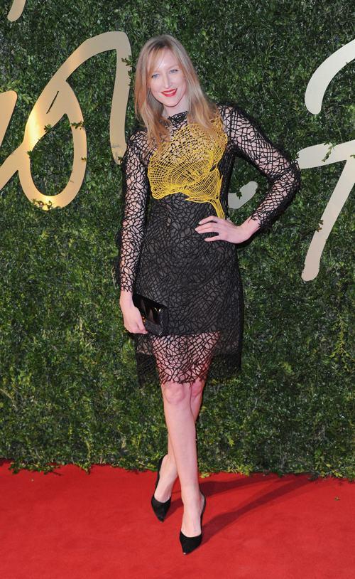 Модель Джейд Парфитт на вручении премии British Fashion Awards 2013 в лондонском Колизее 2 декабря. Фото: Stuart C. Wilson/Getty Images