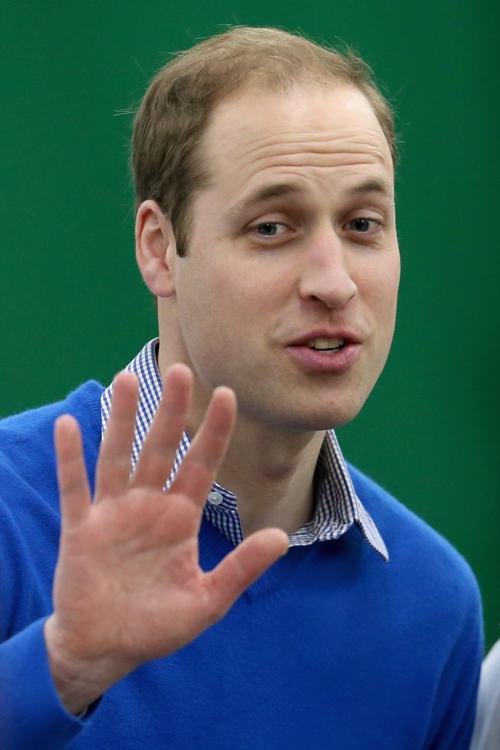 Британский принц Уильям посетил 4 декабря спортивную площадку проекта Coach Core в Лондоне. Фото: Chris Jackson/Getty Images