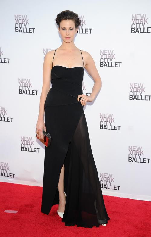 Известная модель Элеттра Видеман. Фото: Jamie McCarthy/Getty Images