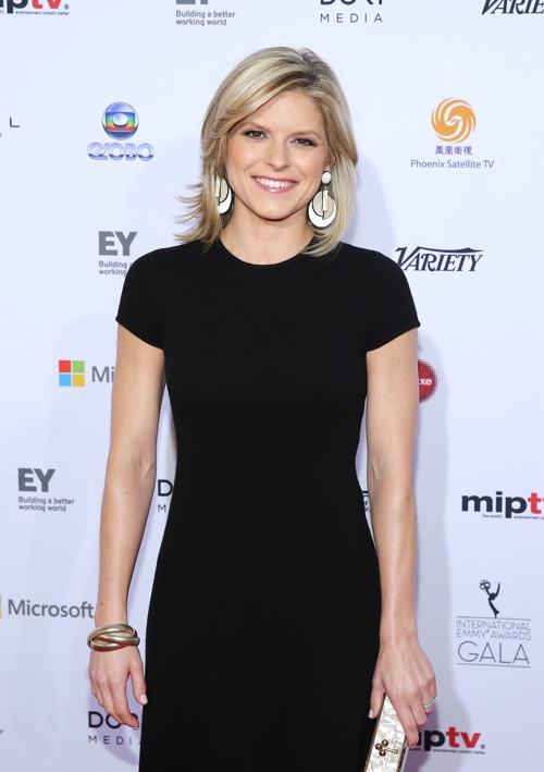 Шеридан Смит посетила вручение международной премии Эмми (International Emmy Awards) 25 ноября 2013 года в Нью-Йорке. Фото: Neilson Barnard/Getty Images