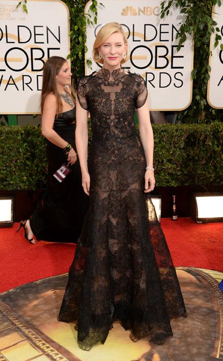 Кейт Бланшетт в Armani Couture. Фото: Jason Merritt/Getty Images