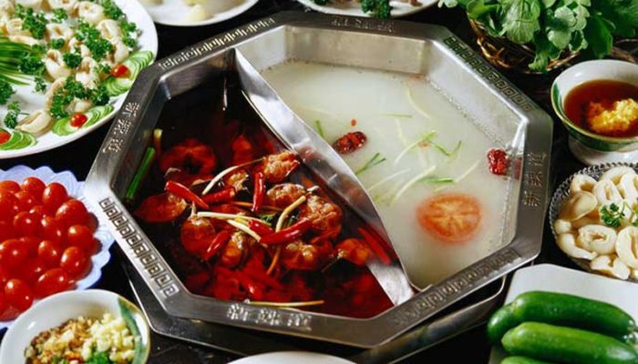 Китайская кухня, рецепты. Принцип инь-ян
