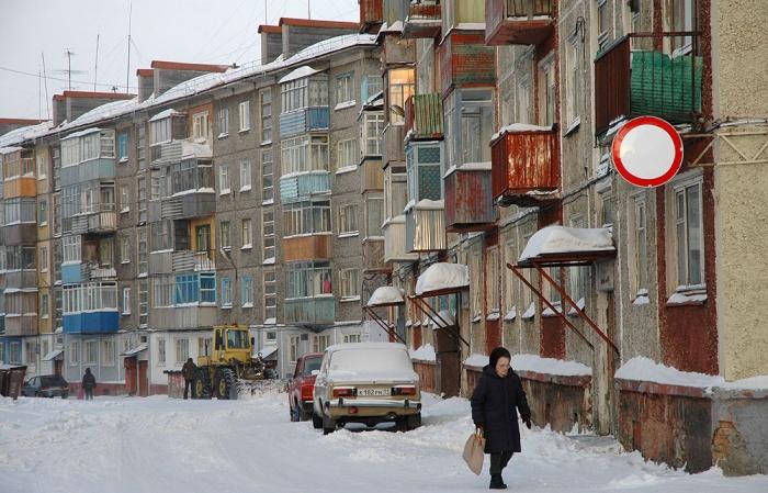 Грузоперевозки в Усинск