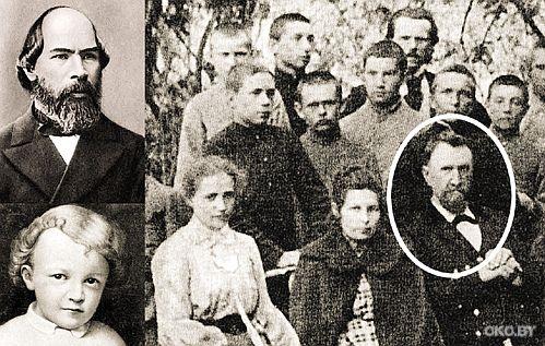 Иван Сидорович Покровский (выделено овалом). Фото: ursa-tm.ru