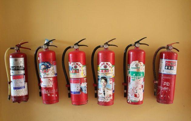 Все школы соответствуют нормам пожарной безопасности