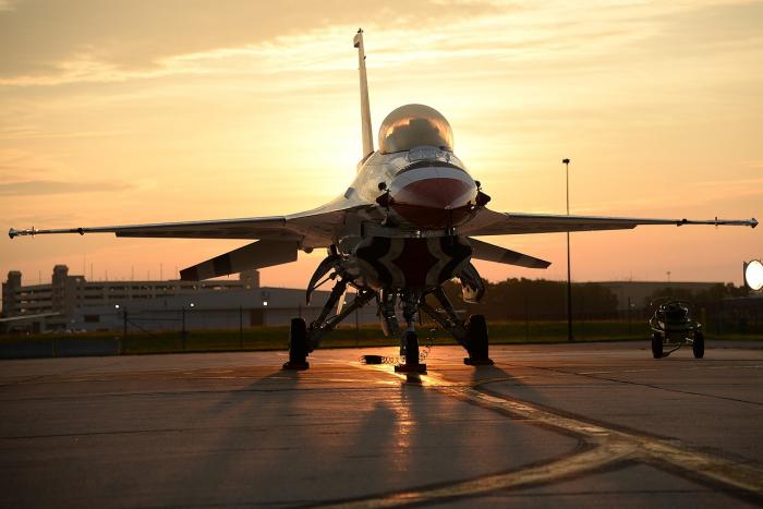 В катастрофе F-16 погиб сын первого израильского астронавта