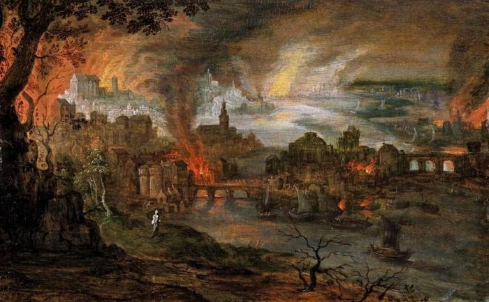История Содома и Гоморры